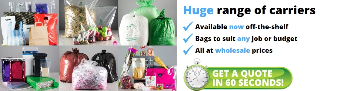 Discount Carrier Bags